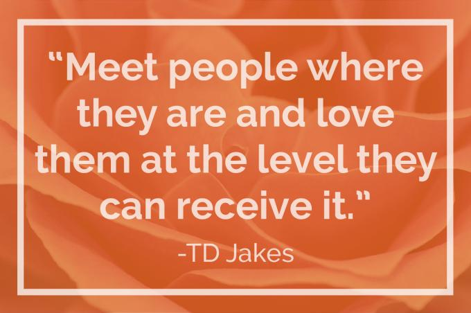 Td Jakes Quotes On Love Gorgeous 5 T.djakes Quotes About How To Love  Td Jakes