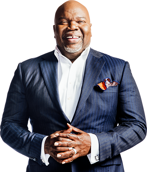 T.D. Jakes Addresses Dealing With Daughter's Teenage Pregnancy